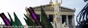 das österreichische Parlament (03.10.2008)