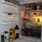 Kühlschrank im Hause Rufus