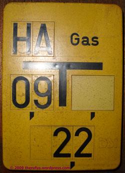 HA! Gas