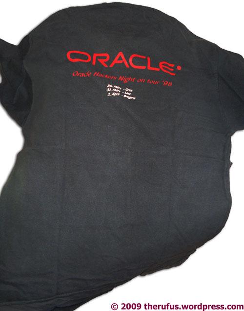 ORACLE Hackers Night '98