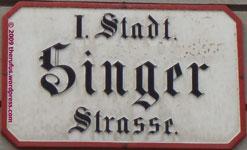 Singer oder Sänger