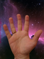 die rechte Hand