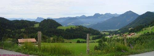 Blick vom Erlerberg