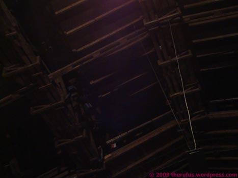 Eine der Dachimpressionen