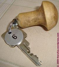 Schlüssel 6