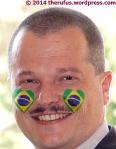 Rufus goes Brasil