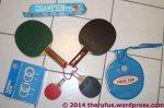 Tischtennis-Kleeblatt
