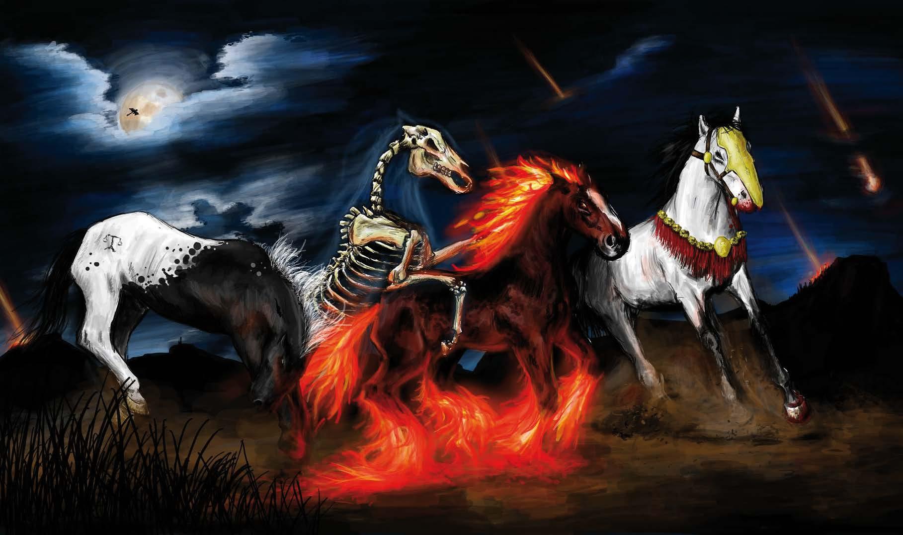 Die Vier Reiter